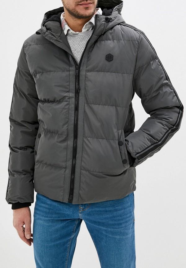 мужская куртка dissident, серая