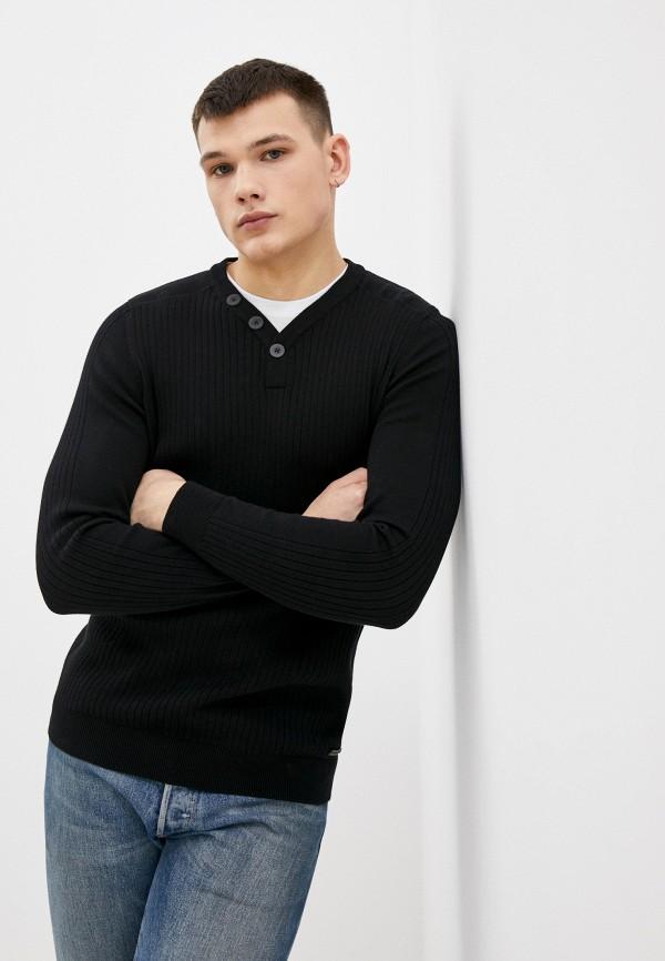 мужской пуловер dissident, черный