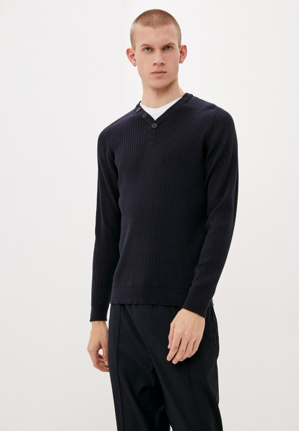 мужской пуловер dissident, синий
