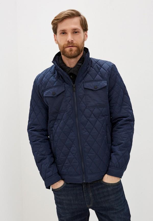 мужская куртка dissident, синяя