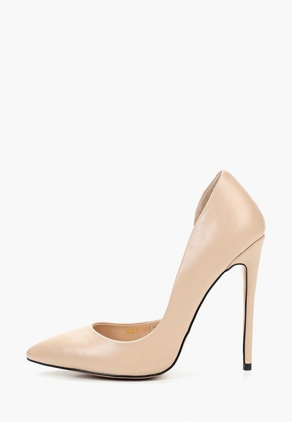 Туфли с открытой стопой Diora.rim