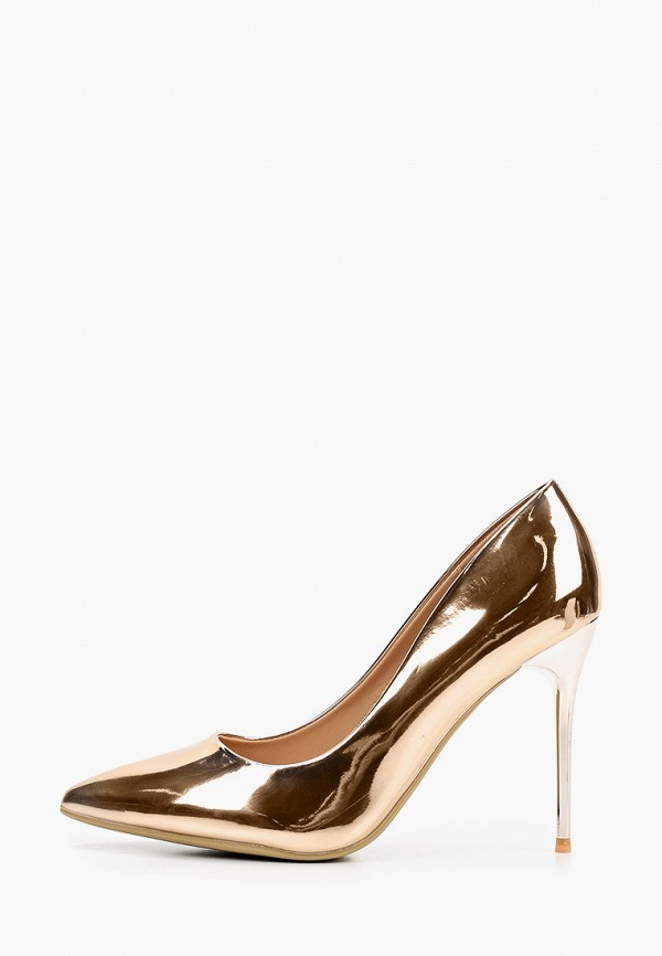 женские туфли diora.rim, золотые