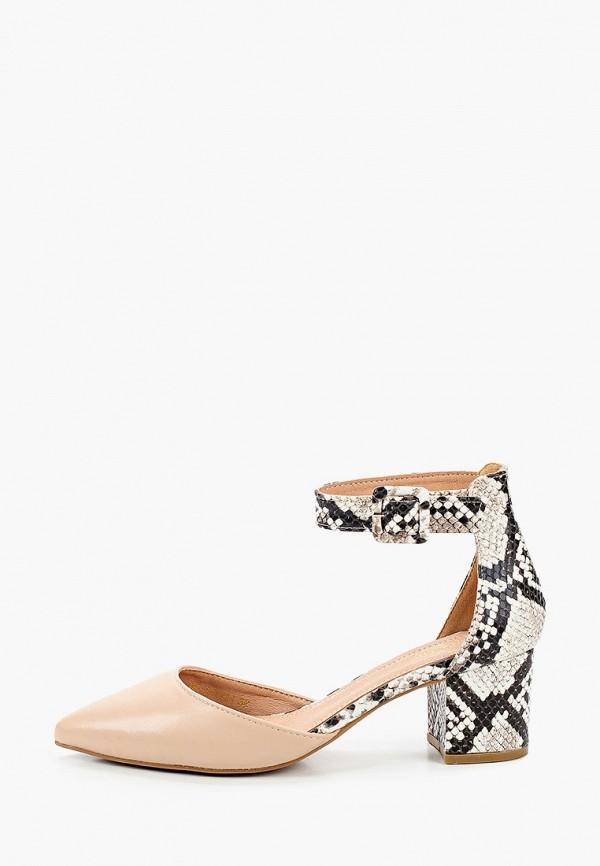 женские туфли diora.rim, бежевые