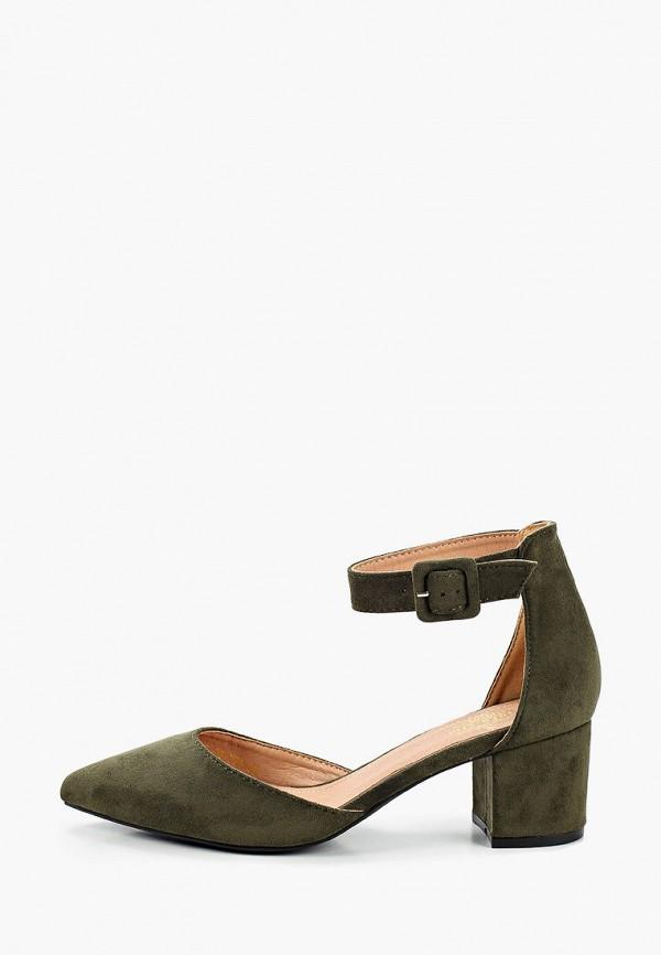 женские туфли diora.rim, хаки