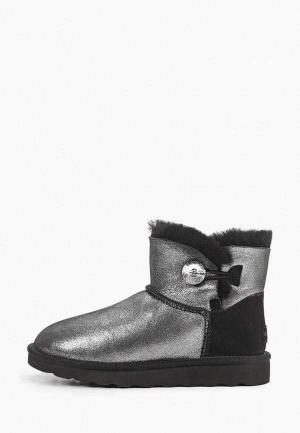 женские ботинки diora.rim, серебряные