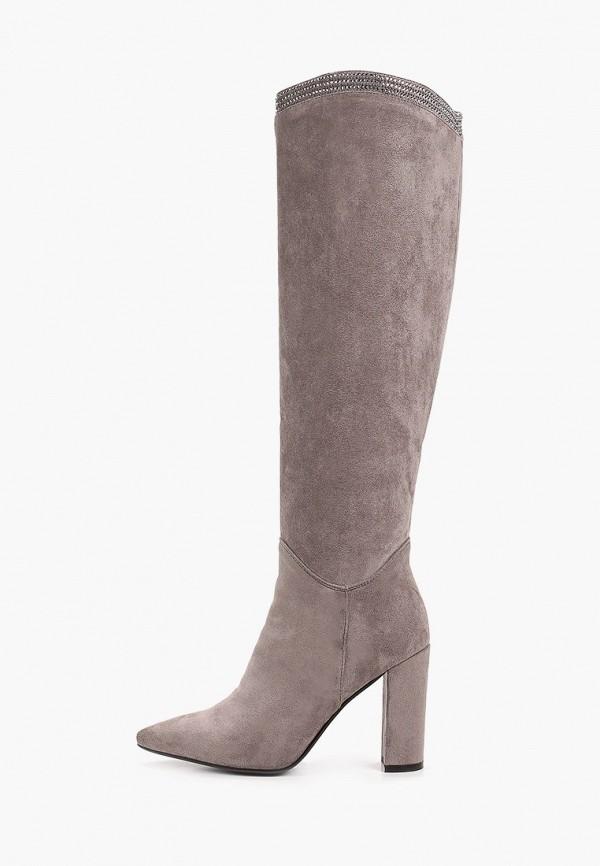 женские сапоги diora.rim, серые