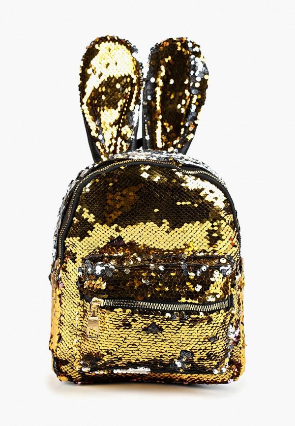 Рюкзак Diora.rim Diora.rim DI048BKFWXI2 золотой рюкзак