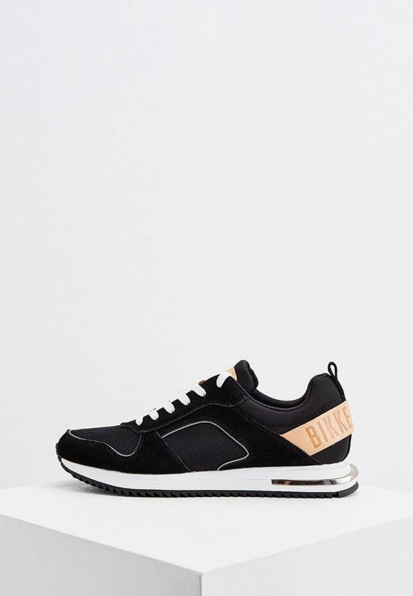 мужские низкие кроссовки dirk bikkembergs, черные