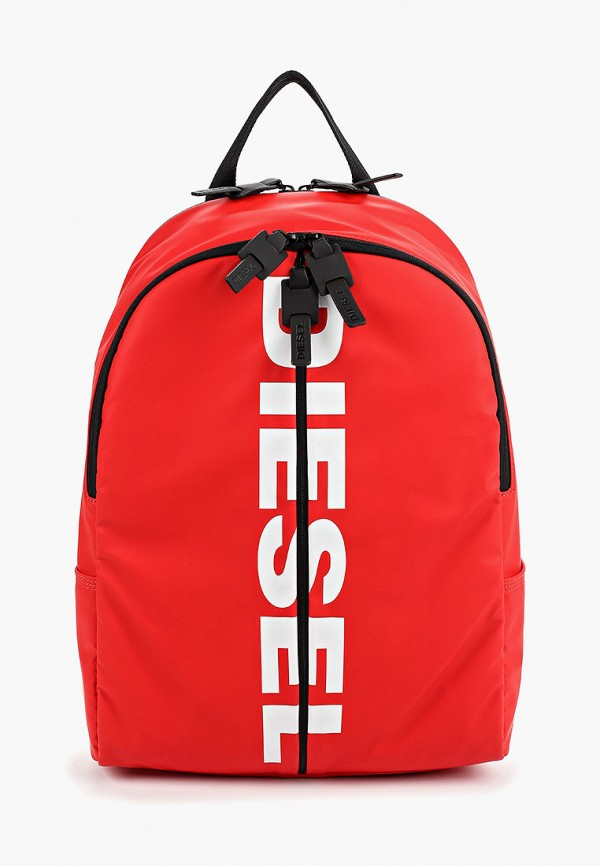 мужской рюкзак diesel, красный