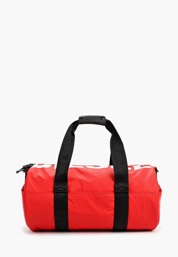 мужская сумка diesel, красная