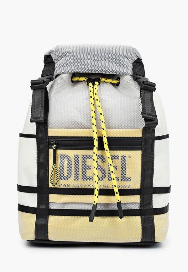 мужской рюкзак diesel, белый