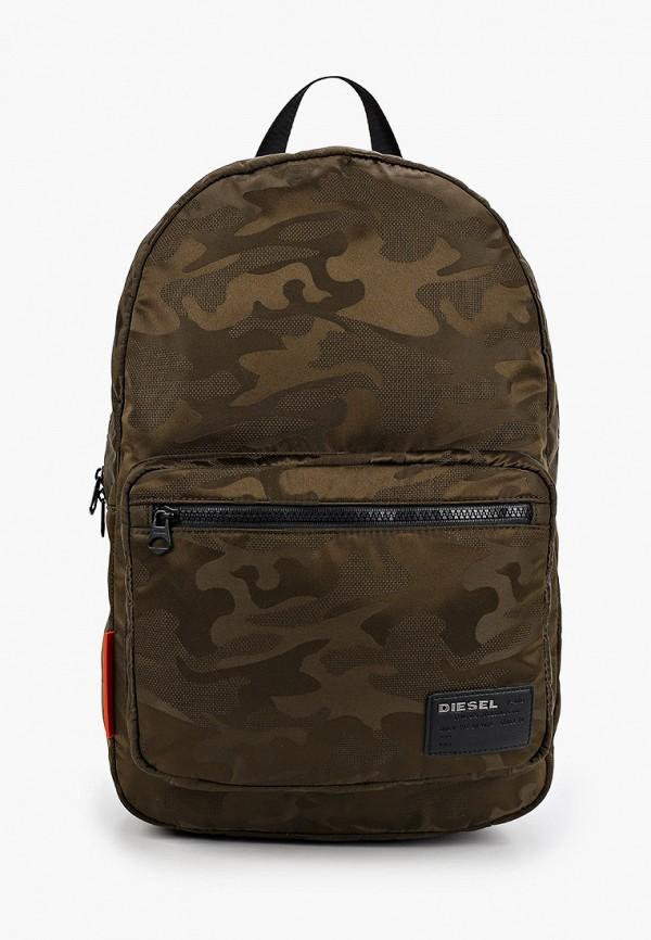 мужской рюкзак diesel, хаки