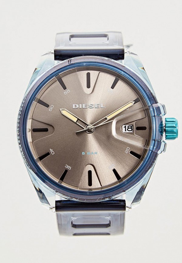 мужские часы diesel, синие