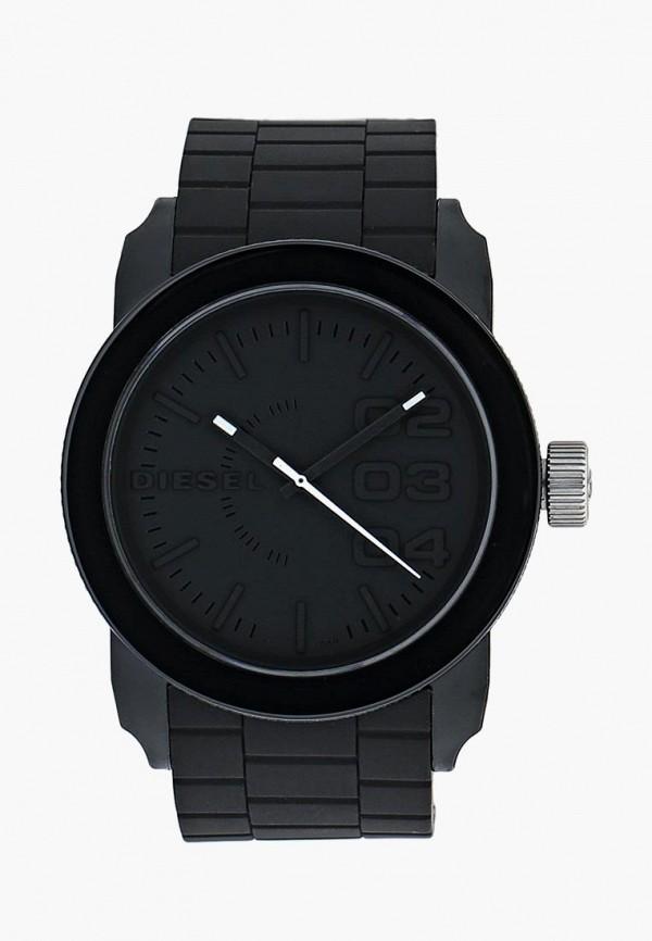 женские часы diesel, черные