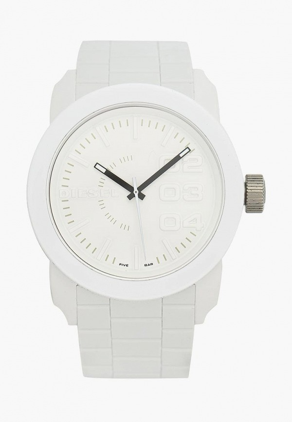 мужские часы diesel, белые