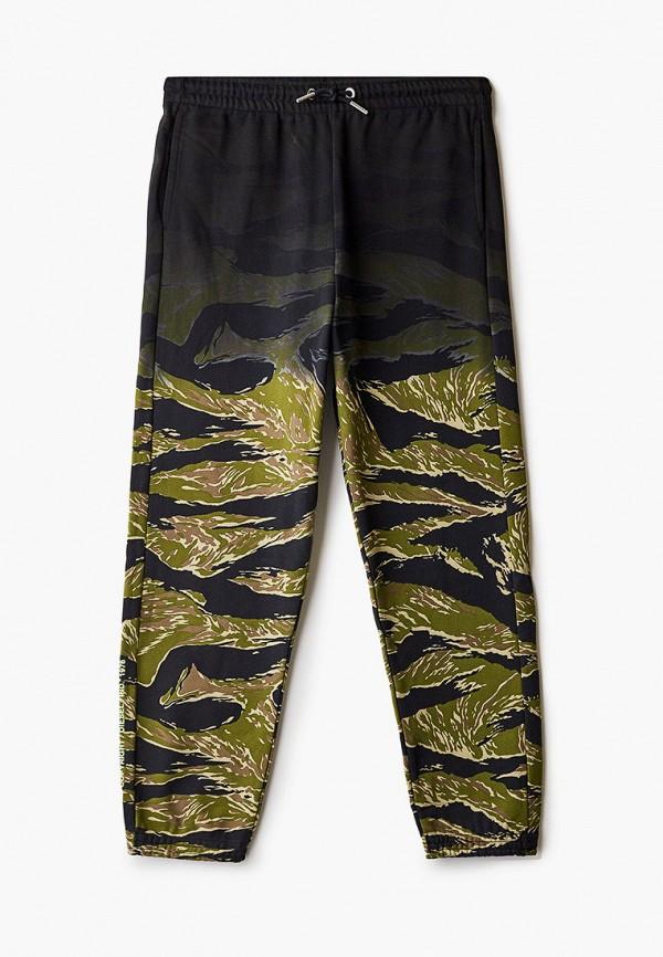 спортивные брюки diesel для мальчика, хаки