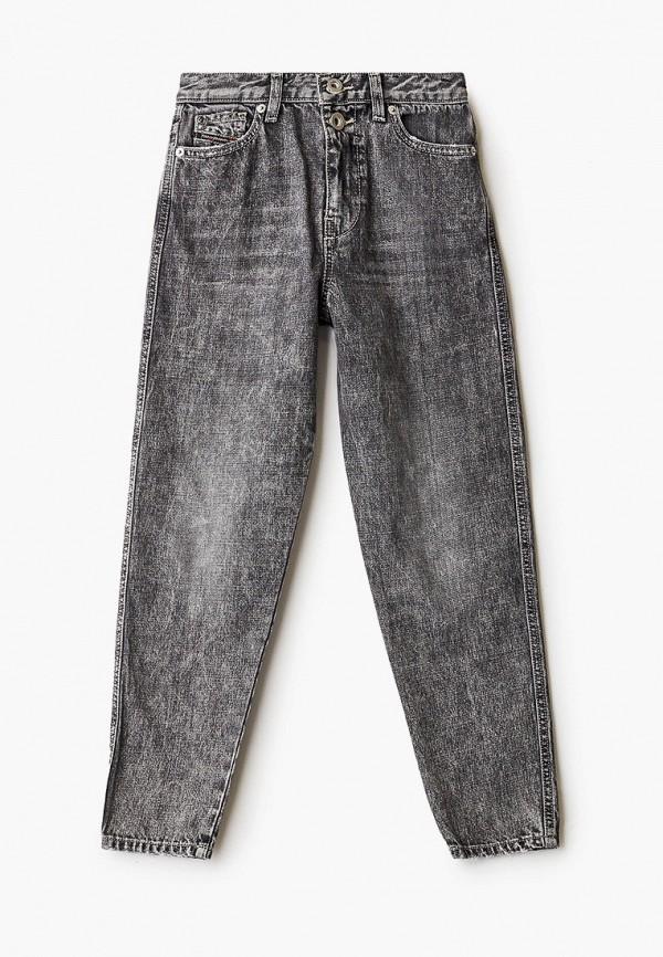 джинсы diesel для девочки, серые