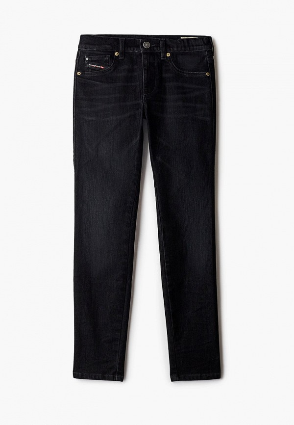 джинсы diesel для девочки, черные