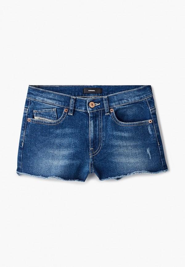 Шорты для девочки джинсовые Diesel J00158-KXB78