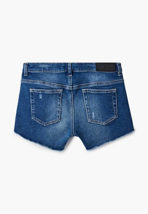 Шорты для девочки джинсовые Diesel J00158-KXB78 Фото 2