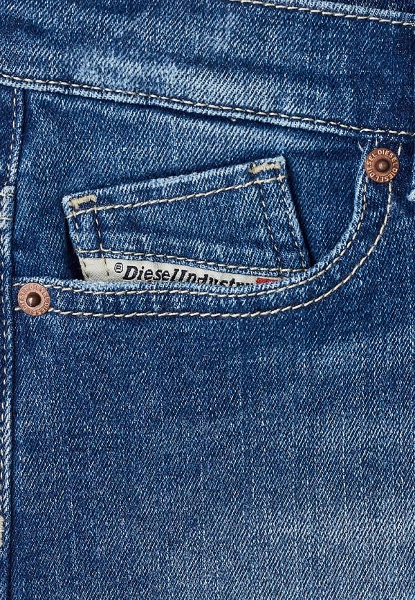 Шорты для девочки джинсовые Diesel J00158-KXB78 Фото 3