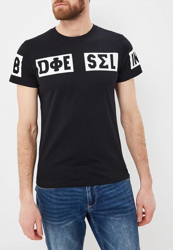 Футболка Diesel Diesel DI303EMAEWT0 футболка мужская diesel 0091b