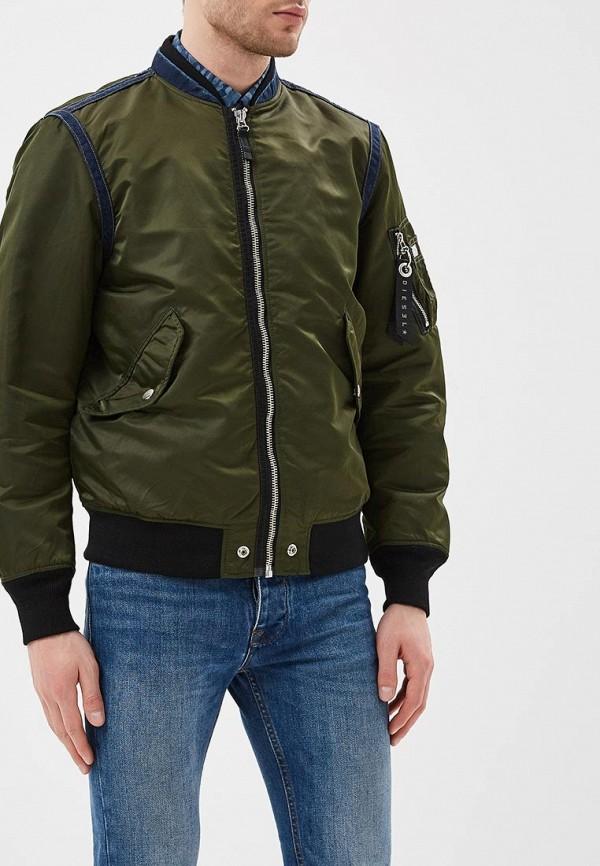 Куртка утепленная Diesel Diesel DI303EMASVF4 куртка кожаная diesel diesel di303emlhh05