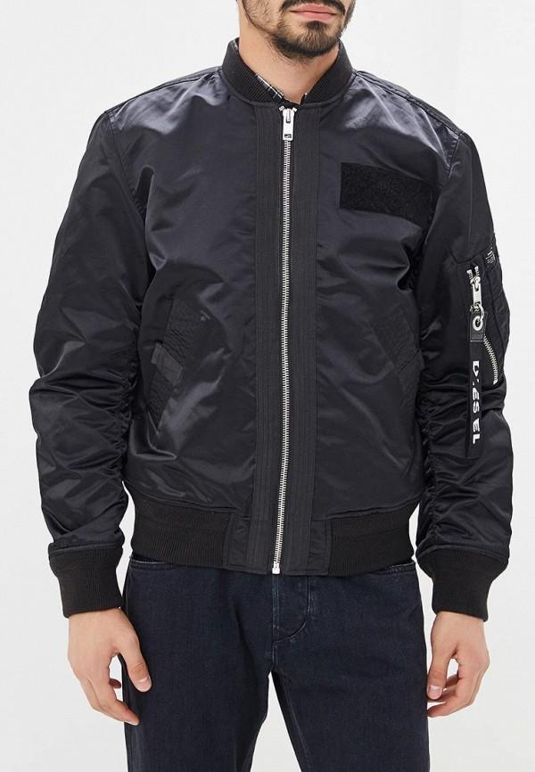 Куртка утепленная Diesel Diesel DI303EMBVFQ2 куртка кожаная diesel diesel di303emlhh05