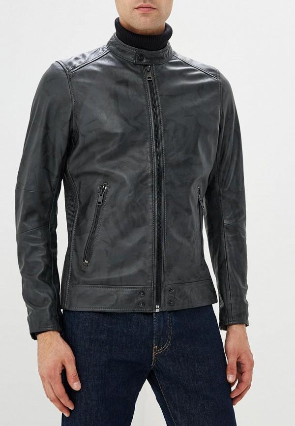 Куртка кожаная Diesel Diesel DI303EMCTNF4 куртка кожаная diesel diesel di303ewadbu8