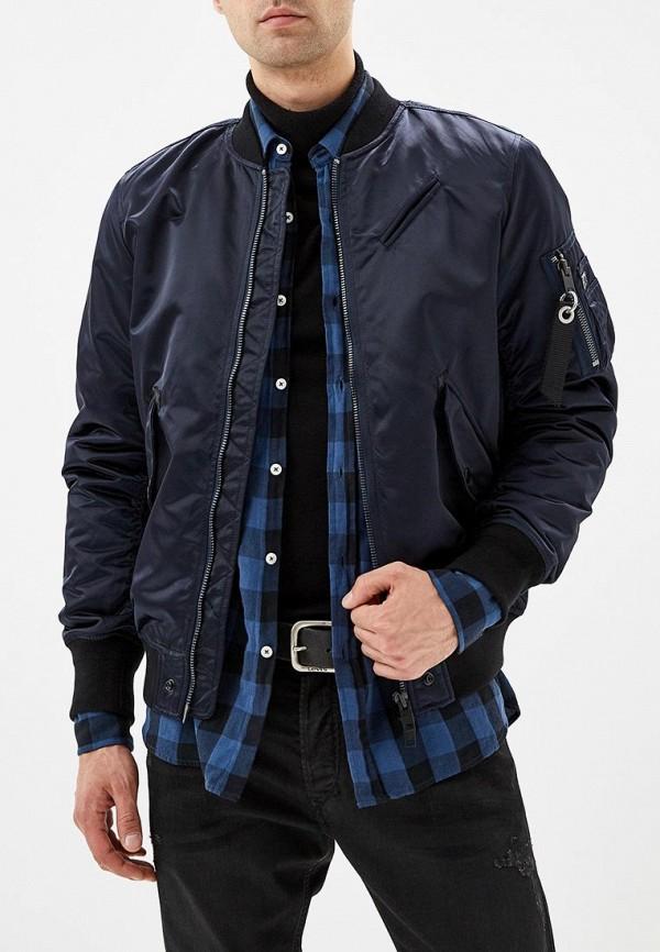 Куртка утепленная Diesel Diesel DI303EMCTNF6 куртка diesel 00s85a 0earv 900