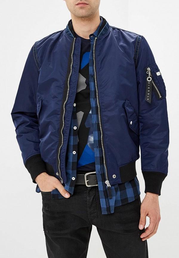 Куртка утепленная Diesel Diesel DI303EMCTNH0 куртка утепленная diesel diesel di303emwli67