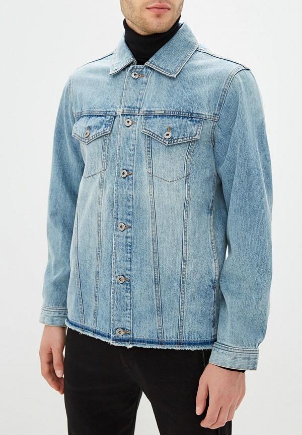 Куртка джинсовая Diesel Diesel DI303EMCTNH4 цена