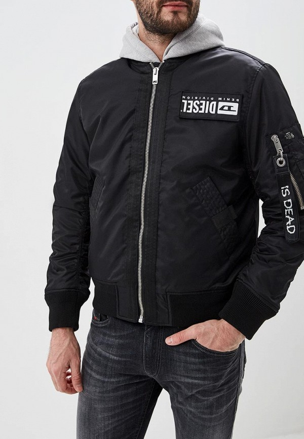 Куртка утепленная Diesel Diesel DI303EMDBGA1