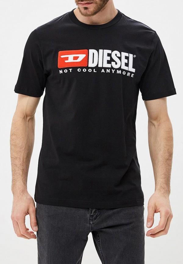 Футболка Diesel Diesel DI303EMDBGA3 diesel туфли
