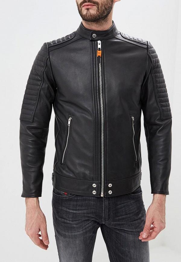 Куртка кожаная Diesel Diesel DI303EMDJSC0 цена