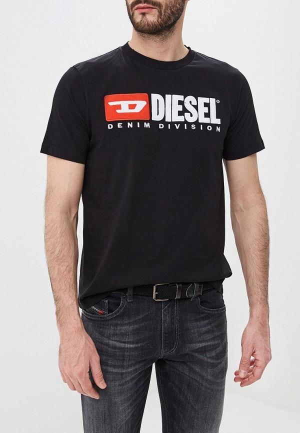 Футболка Diesel Diesel DI303EMDJSD4 футболка мужская diesel 590841