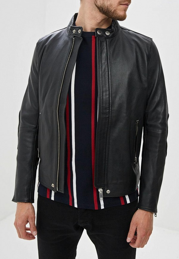 купить Куртка кожаная Diesel Diesel DI303EMFEXN6 по цене 39320 рублей
