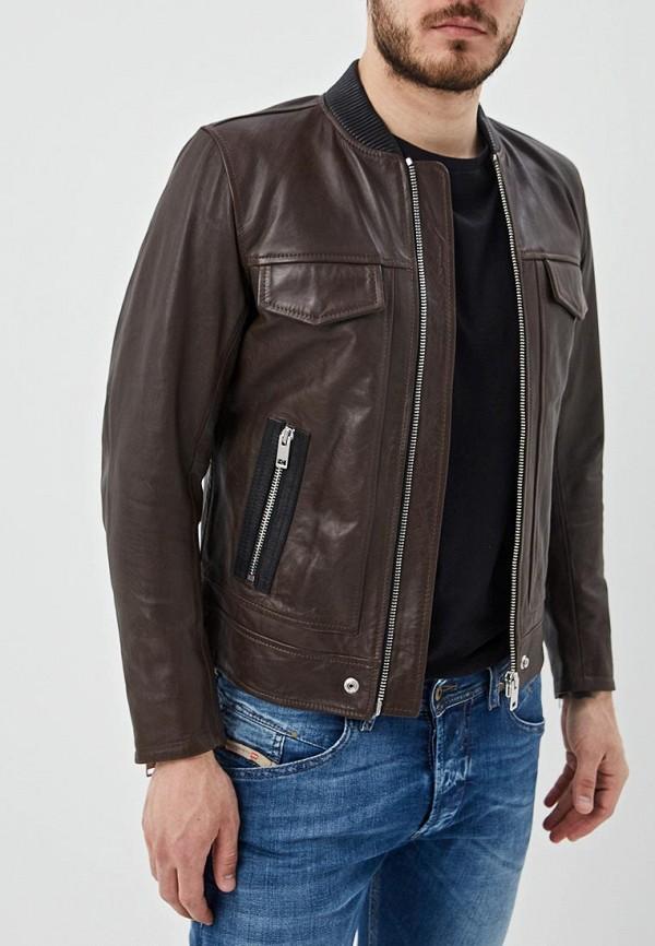 Куртка кожаная Diesel Diesel DI303EMFEXO3 куртка кожаная diesel diesel di303empnd64