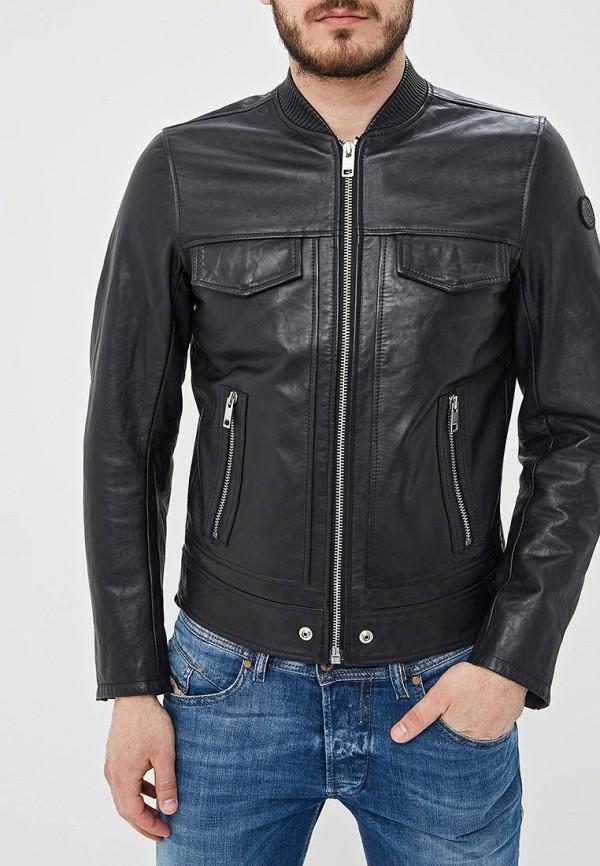 Куртка кожаная Diesel Diesel DI303EMFEXO4 куртка diesel diesel di303embvfx1