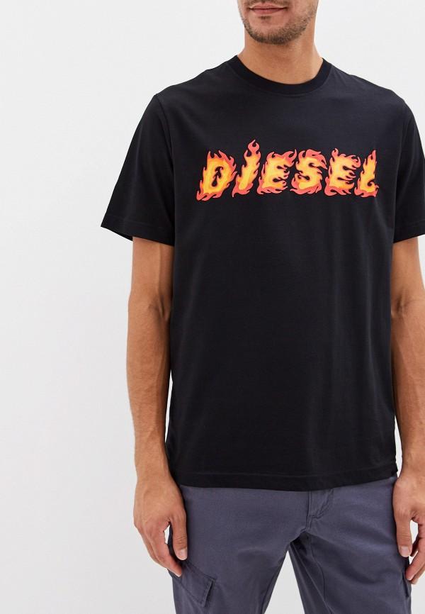 Футболка Diesel Diesel DI303EMFEXQ5 футболка diesel diesel di303ewdjsh7
