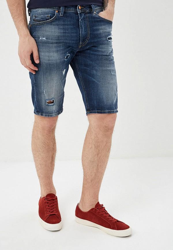 Шорты джинсовые Diesel Diesel DI303EMFEXT7 diesel джинсовые шорты