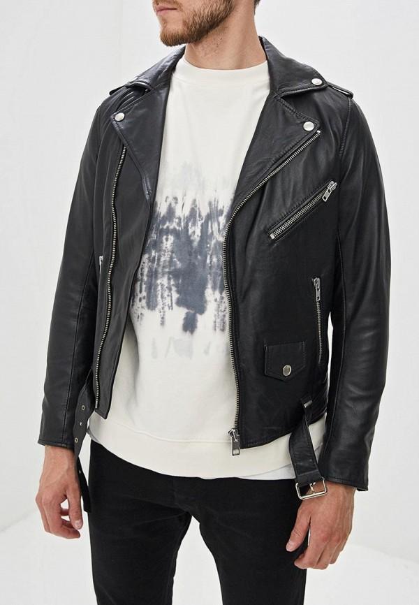 Куртка кожаная Diesel Diesel DI303EMFEXZ6 куртка diesel куртка