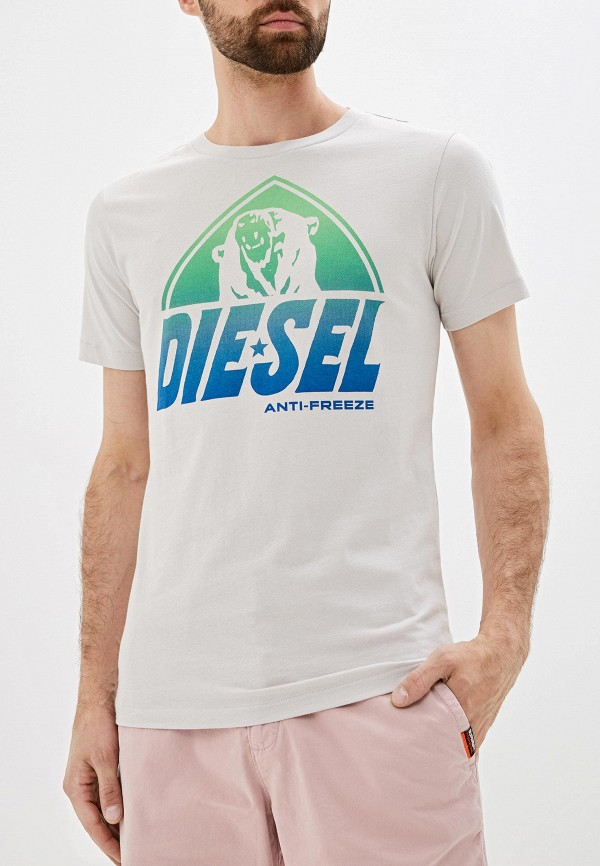 Футболка Diesel Diesel DI303EMFEYA6