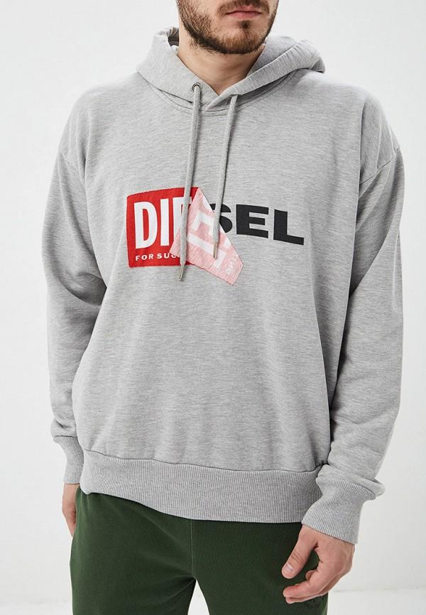 купить Худи Diesel Diesel DI303EMFEYI7 по цене 6110 рублей