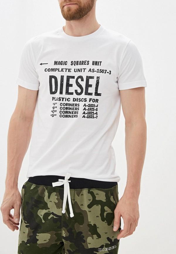 Футболка Diesel Diesel DI303EMFTNT5 цены онлайн
