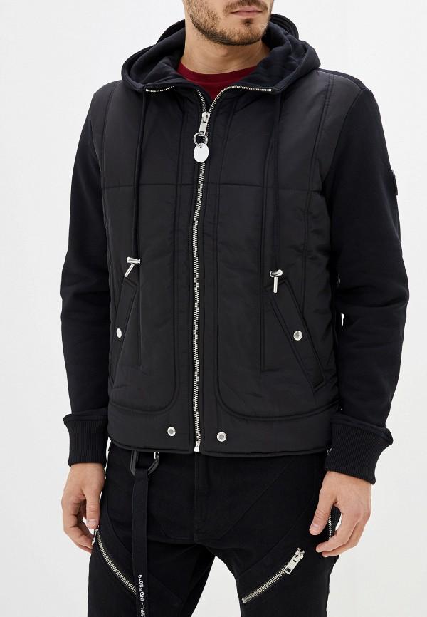мужская легкие куртка diesel, черная