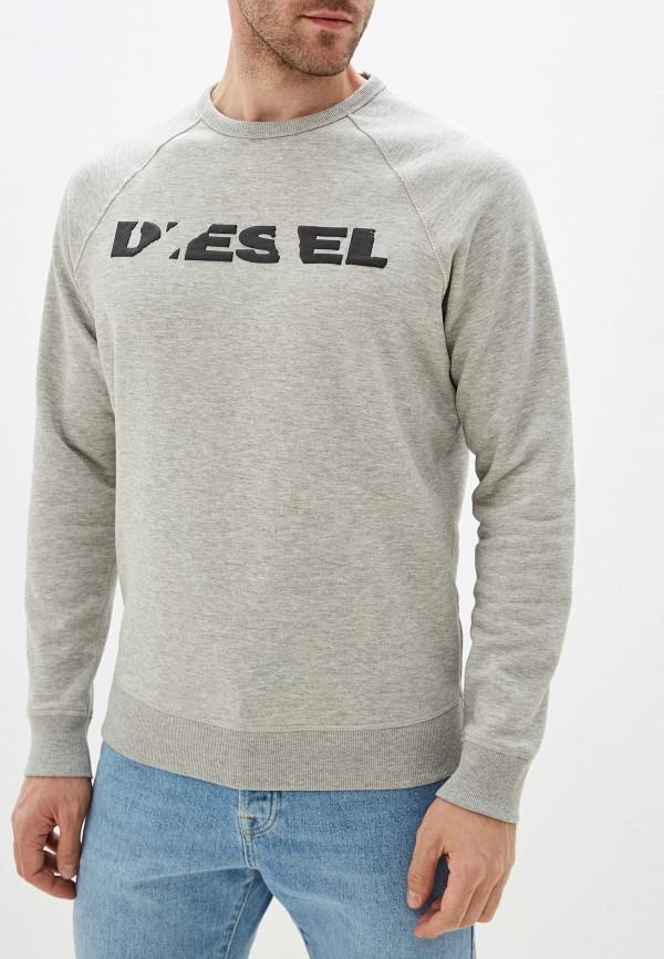 купить Свитшот Diesel Diesel DI303EMGUAC8 по цене 4490 рублей
