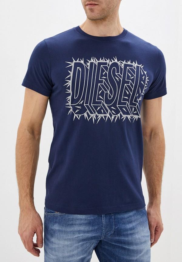 Футболка Diesel Diesel DI303EMGUAU4 цены