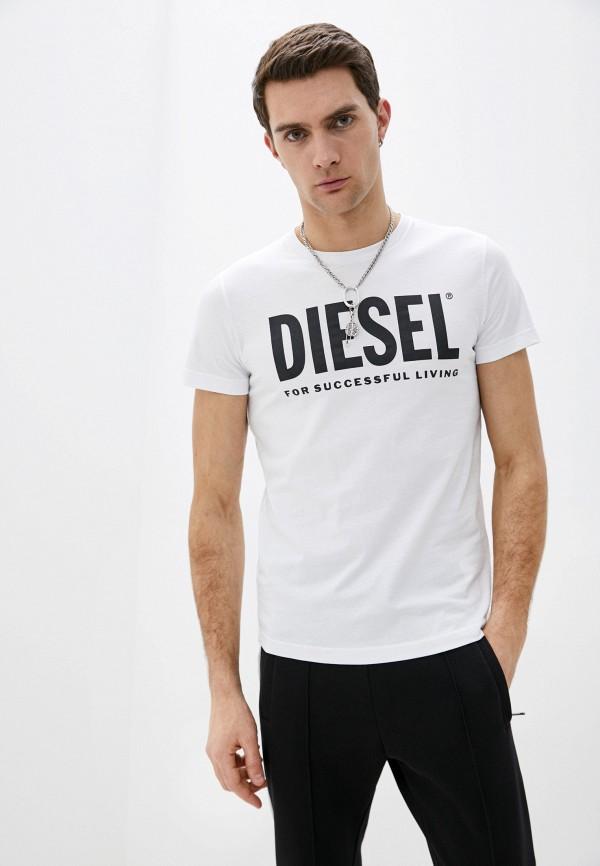 купить Футболка Diesel Diesel DI303EMHHNC5 дешево