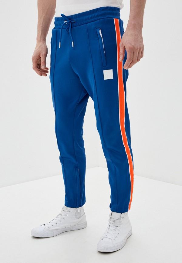 мужские спортивные брюки diesel, синие